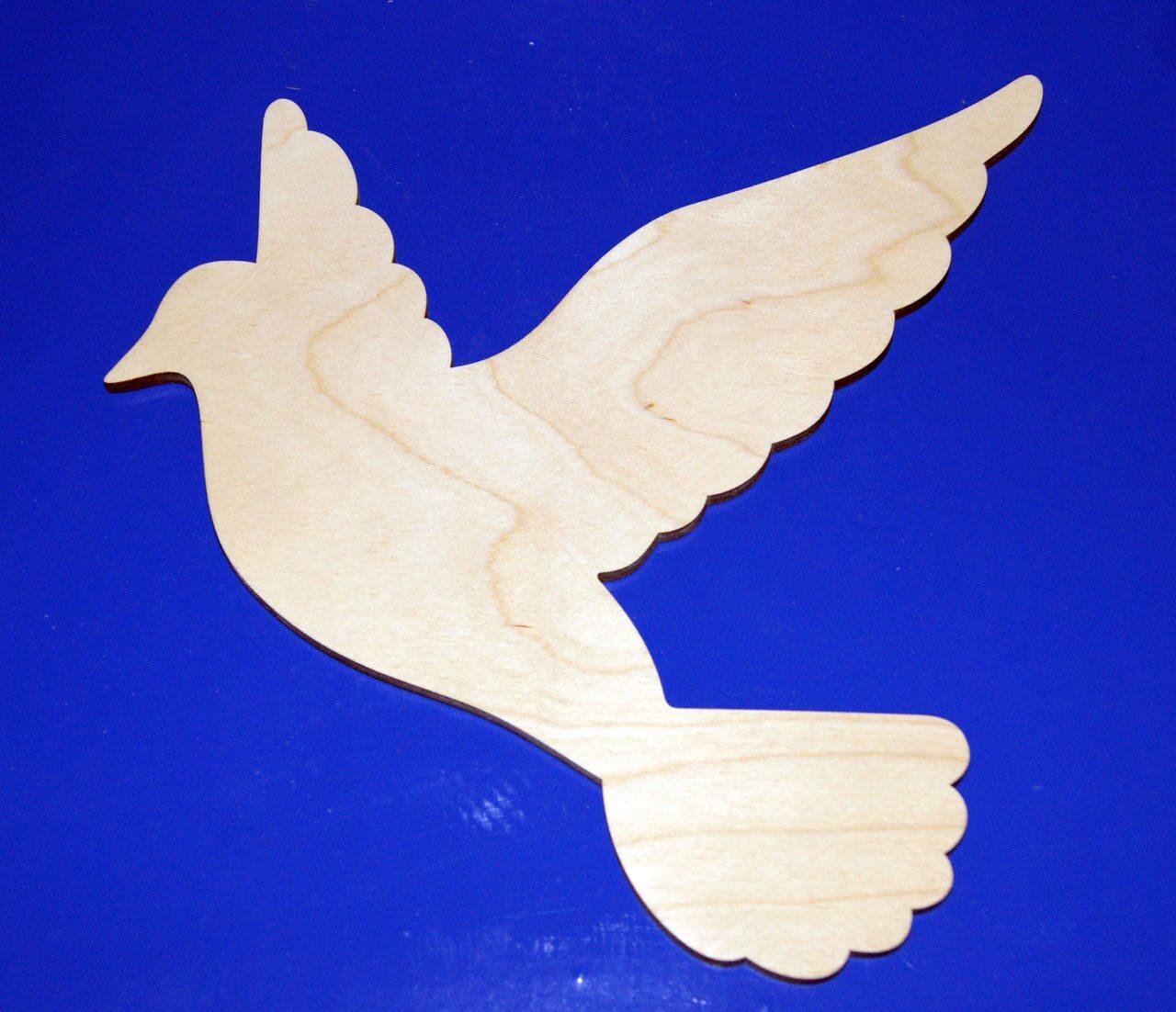 Вырезаем лобзиком птиц своими руками